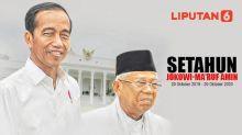 Pengamat Olahraga Kritisi Setahun Jokowi-Ma'ruf: Bangun Fondasinya Dulu
