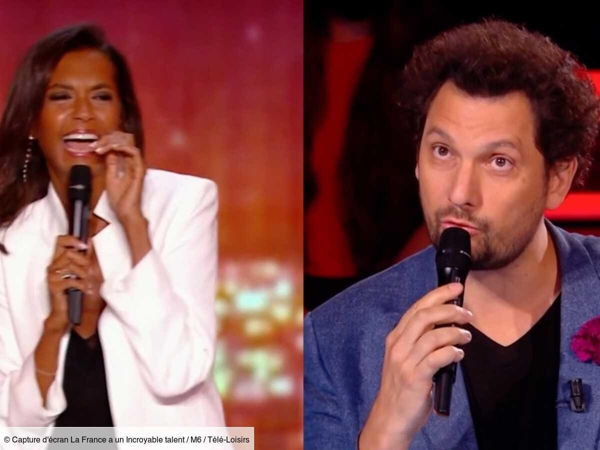 Eric Antoine atteint par le Covid : Karine Le Marchand se moque de son symptôme étonnant (VIDEO)