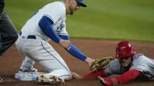 MLB bad beat: Royals beat Angels on the flukiest play of the season