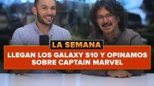 Opinamos sobre Captain Marvel y los Galaxy S10