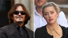 Johnny Depp and Amber Heard news LIVE: Aquaman star to finish giving evidence after claiming ex-husband 'once stubbed out cigarette on own cheek'