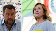 Sondaggio Swg: Lega perde il 2,5% in un mese, Meloni agguanta i 5 stelle