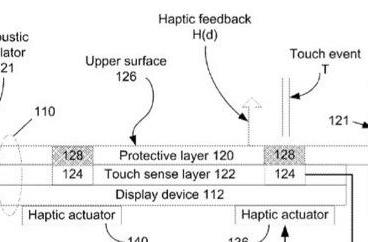 Apple patents another haptic feedback solution