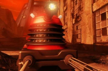 Doctor Who breaks The Silence, dances with Daleks in March 2012
