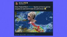 Twitter Users Weather The Storm With Jokes About Tropical Depression Karen