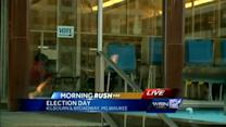 Polls open for April general election