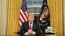 Trump's border-wall speech was watched by 43 million people