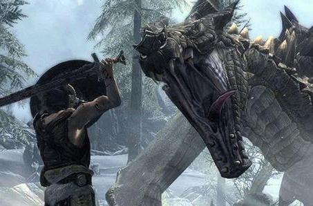 See Skyrim reimagined as the Game of Thrones intro