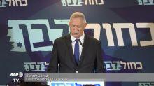 Gantz quer ser premiê em governo de união em Israel
