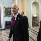 The Latest: Officials certify contentious Florida elections