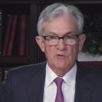 Bitcoin Falls 4% as Fed's Powell Sees 'Concern' Over Rising Bond Yields