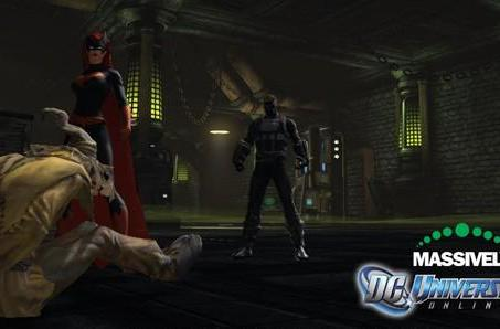 Massively takes on the heroes of DC Universe Online