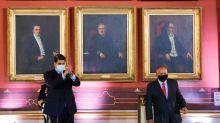 Maduro pide adaptar el sistema jurídico para hacer frente a las sanciones de EE.UU.