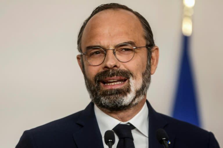 """Après le Covid, Philippe inquiet du """"risque politique"""""""