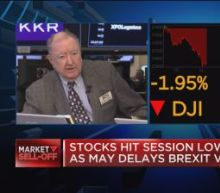 Veteran trader Art Cashin: Markets are starting to see 's...