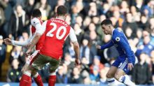 Eden Hazard, Pedro and Andy Carroll lead nominations for Goal of the Season as Olivier Giroud misses out