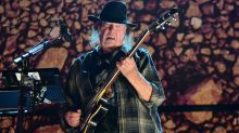Neil Young and Crazy Horse Announce First Shows in 4 Years