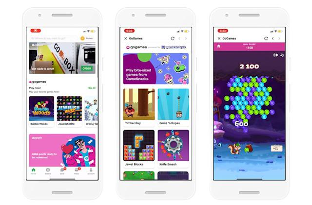Google's Area 120 brings quick web games to slow phones