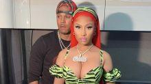Nicki Minaj and Kenneth Petty are married