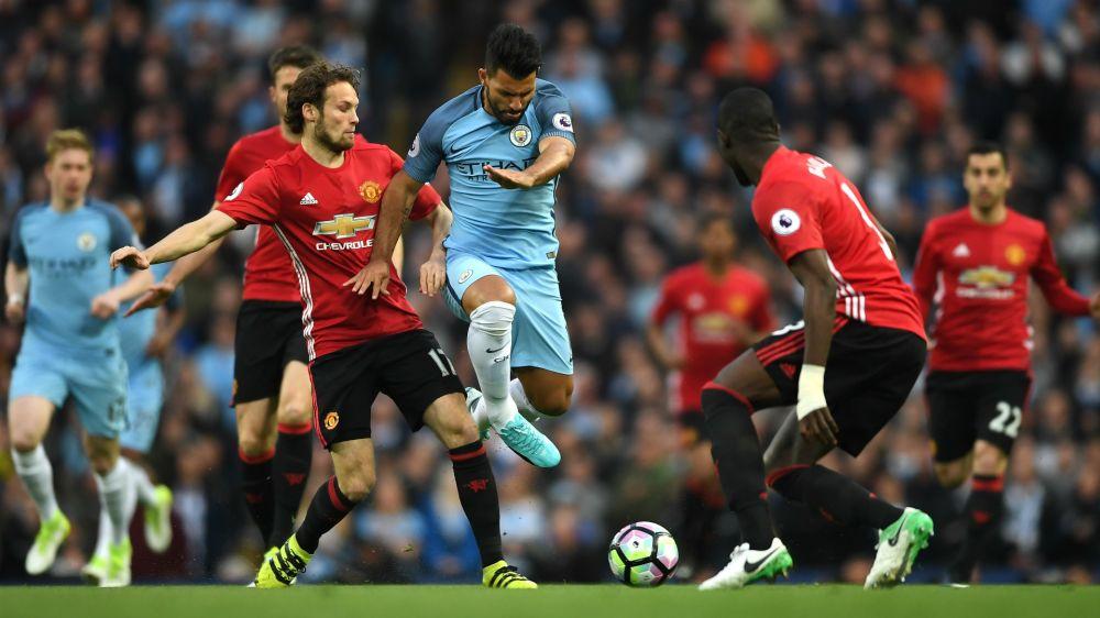 Manchester City-Manchester United 0-0: Noia e agonismo, comandano le difese