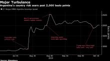 Once-Bitten Argentine Investors Aim to Avoid Panic on Sunday