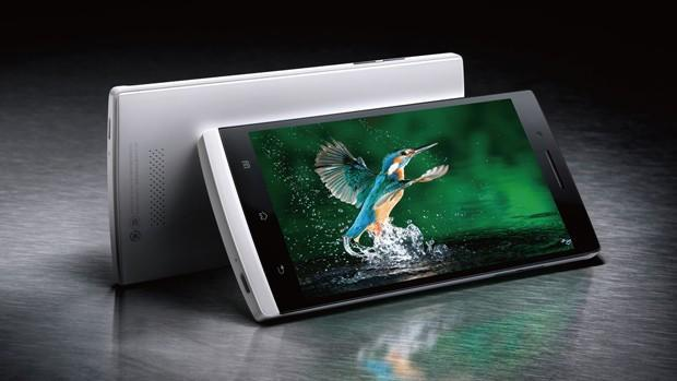 Oppo launches Find 5, touts 5-inch 1080p display, quad-core and 13MP camera