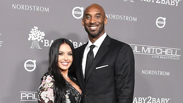 2ea97367343e Kobe Bryant Wishes Pregnant Wife Vanessa Happy Mother s Day   You Are the  Foundation