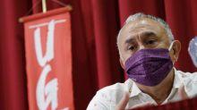 Álvarez (UGT) lamenta que los ERTE no vayan a cubrir todos los sectores