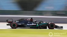 "Hamilton says he was ""struggling"" before grabbing pole"