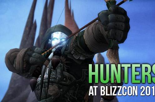 Scattered Shots: Hunters at BlizzCon 2013