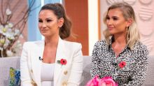 'It's an amazing thing to do:' Sam and Billie Faiers defend breastfeeding and bath photos