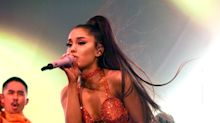 Ariana Grande Gets Pelted by a Lemon During Coachella Set: 'What the F—?'