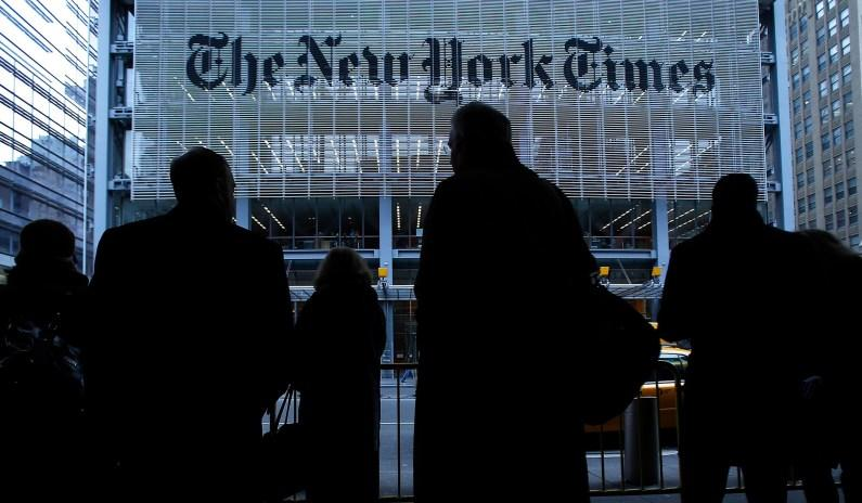 Biden DOJ Received Gag Order Preventing NYT from Notifying Journalists of Government Phone Email Surveillance – Yahoo News