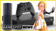 Xbox One October System Update Adds Alexa And Avatar Features
