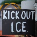 'Occupy Ice': activists blockade Portland building over family separations