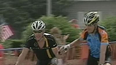 Armstrong Leads The Way In Pan-Mass Challenge