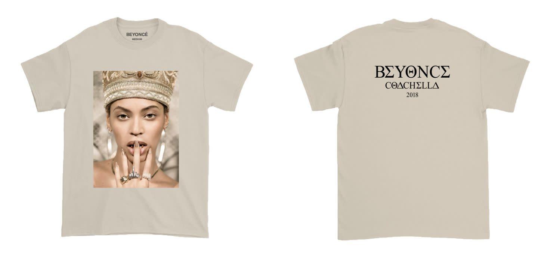 Watch Beyoncé Just Launched a Coachella Pop-Up Store video