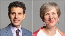 Two MPs self-isolate over coronavirus fears