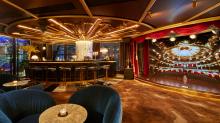 【灣仔好去處】張敬軒空中酒吧The Crown 無敵夜景+超華麗舞台演唱 連婚禮都辦得!