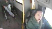 Bus driver saves 2 kids wandering alone in 18-degree weather