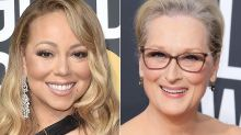 Meryl Streep Reveals What Really Happened When Mariah Carey 'Stole' Her Chair at the Globes
