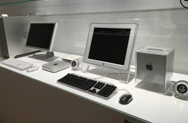 Unofficial Apple museum shows decades worth of gear