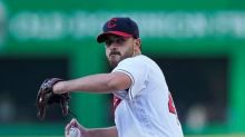 Indians bounce back from being no-hit again, smash Reds 9-2