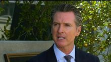 "California governor warns of social distancing ""fatigue"""