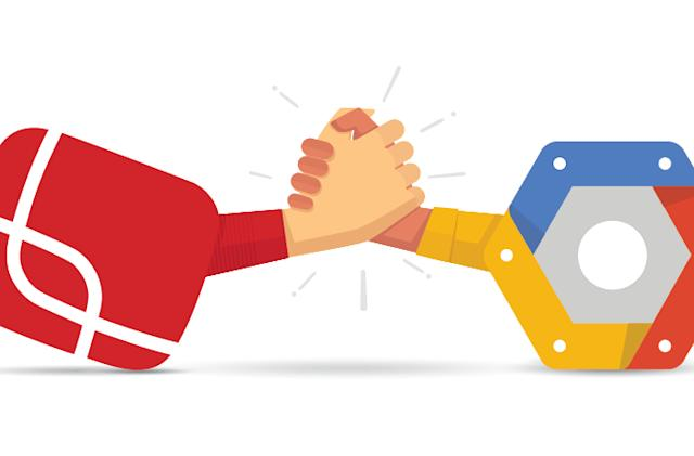 Google buys a backbone for pay TV services