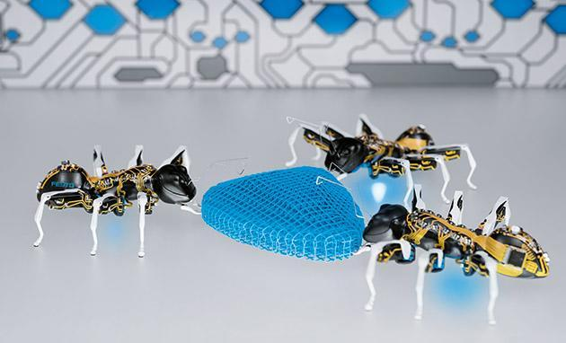 Festo's insect-inspired robots act like the real things