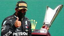 Lewis Hamilton vence de ponta a ponta o GP da Bélgica de F1