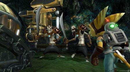 Here are a few more Ratchet and Clank screenshots