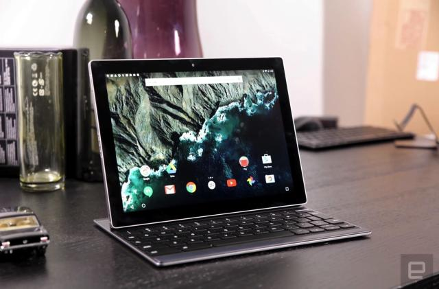 Google's Pixel C tablet now available in the UK from £399