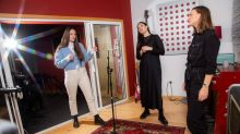 Harmonizing at home changes life of sisters in the Staves